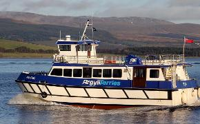 Argyll ferries Ali Cat