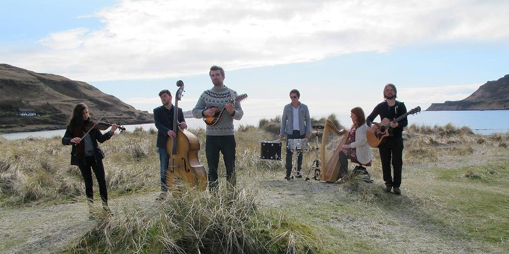 CalMac & Friends | Macanta on the beach