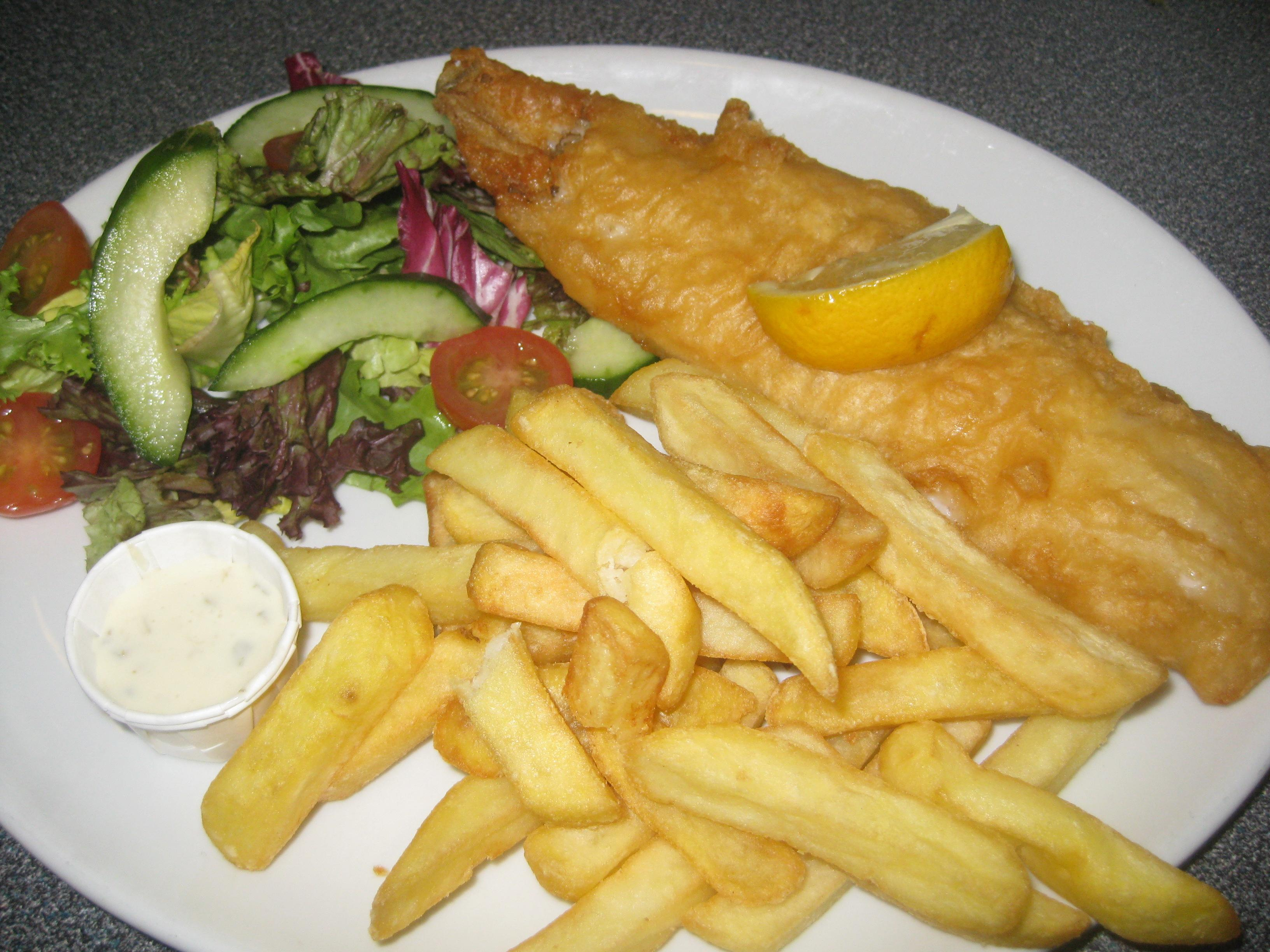 Battered Barratlantic Haddock Mariners