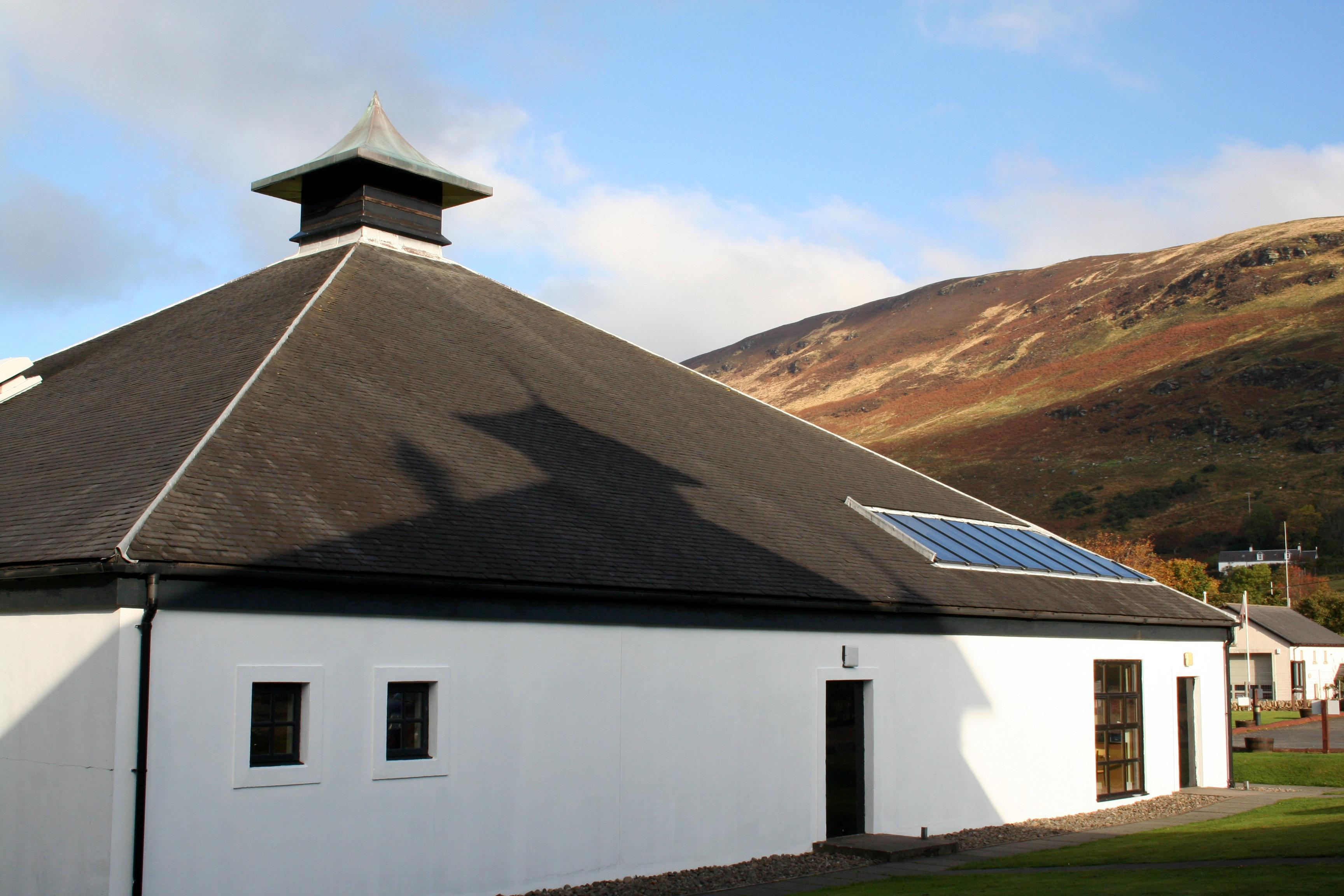 Isle of Arran Distillery