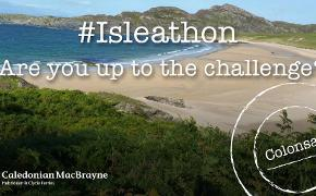 Isleathon Challenge to Colonsay