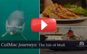 CalMac journeys - The Isle of Mull