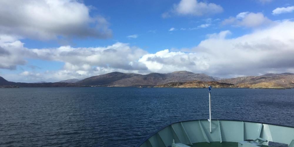 Cruising into Harris (3)