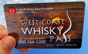 How the whisky pass works