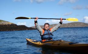 Sea Kayaking with Clearwater Paddling