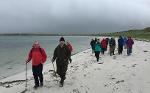 Wildlife walk at Balranald in the Outer Hebrides