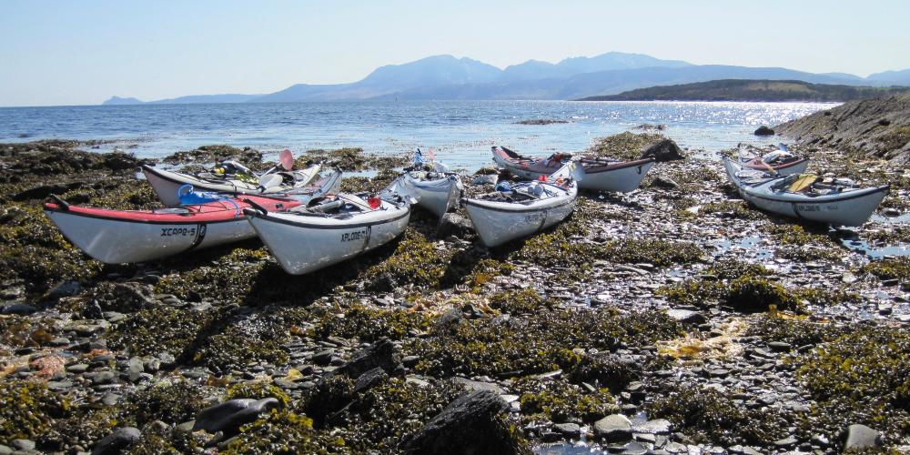 Sea Kayak Argyll and Bute