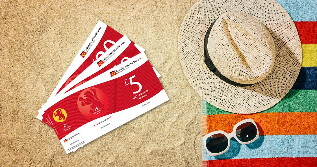 Gift Vouchers Spring Summer tile