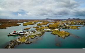 North Uist and Harris non-landing