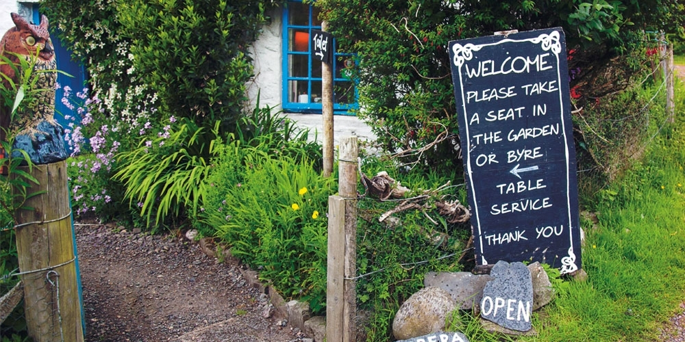 Kerrera Tea Room