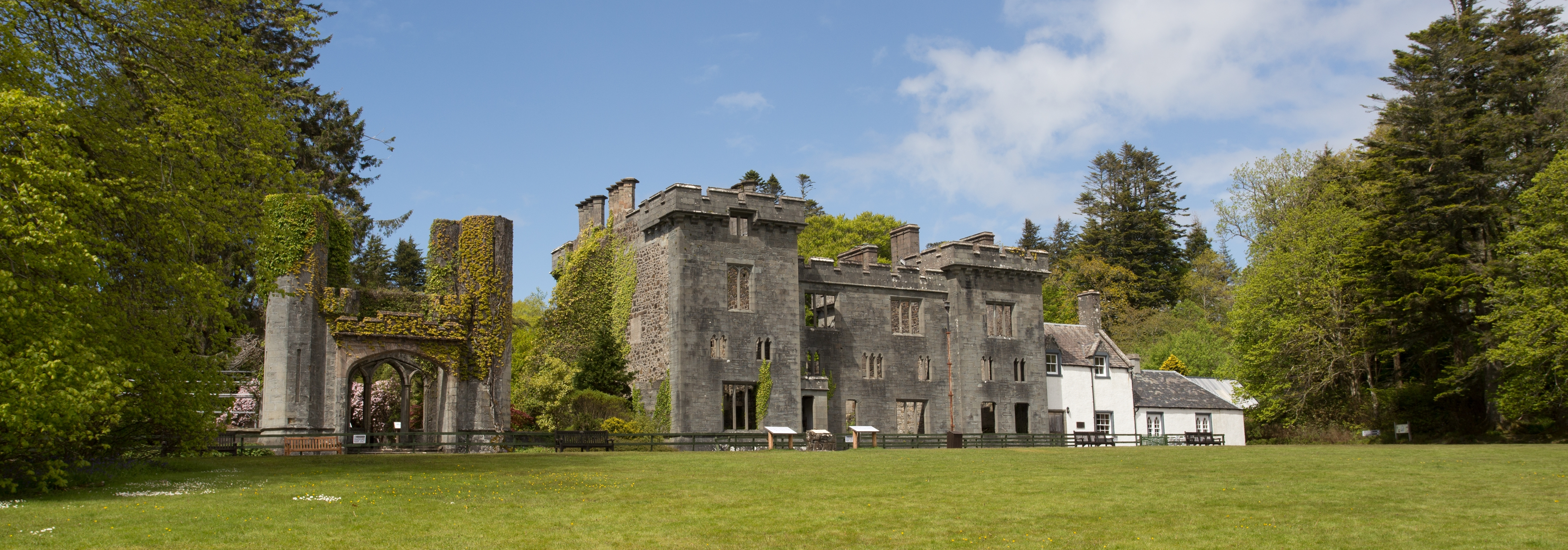 Armadale Castle and Gardens