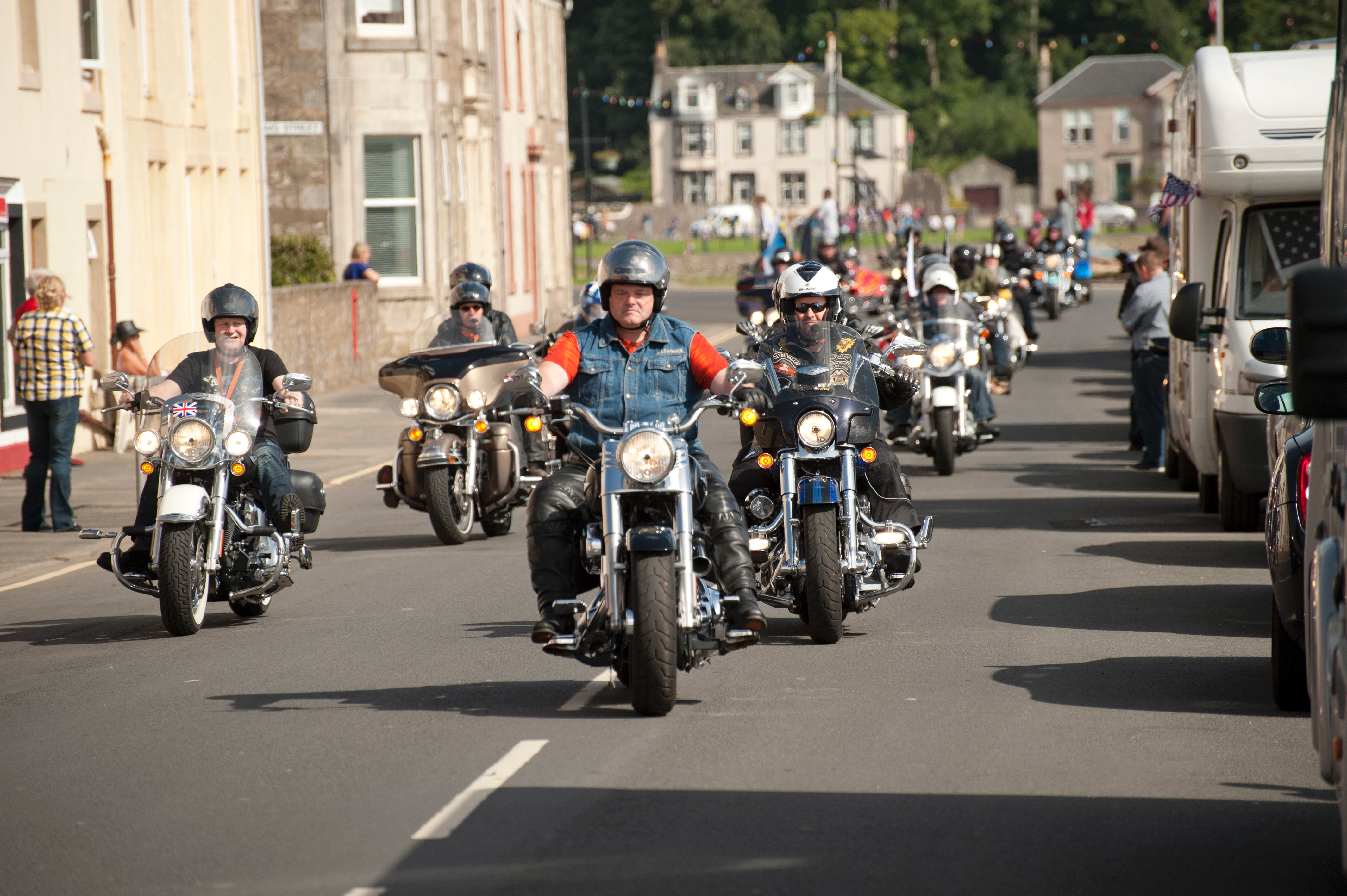 Millport Scooter Rally