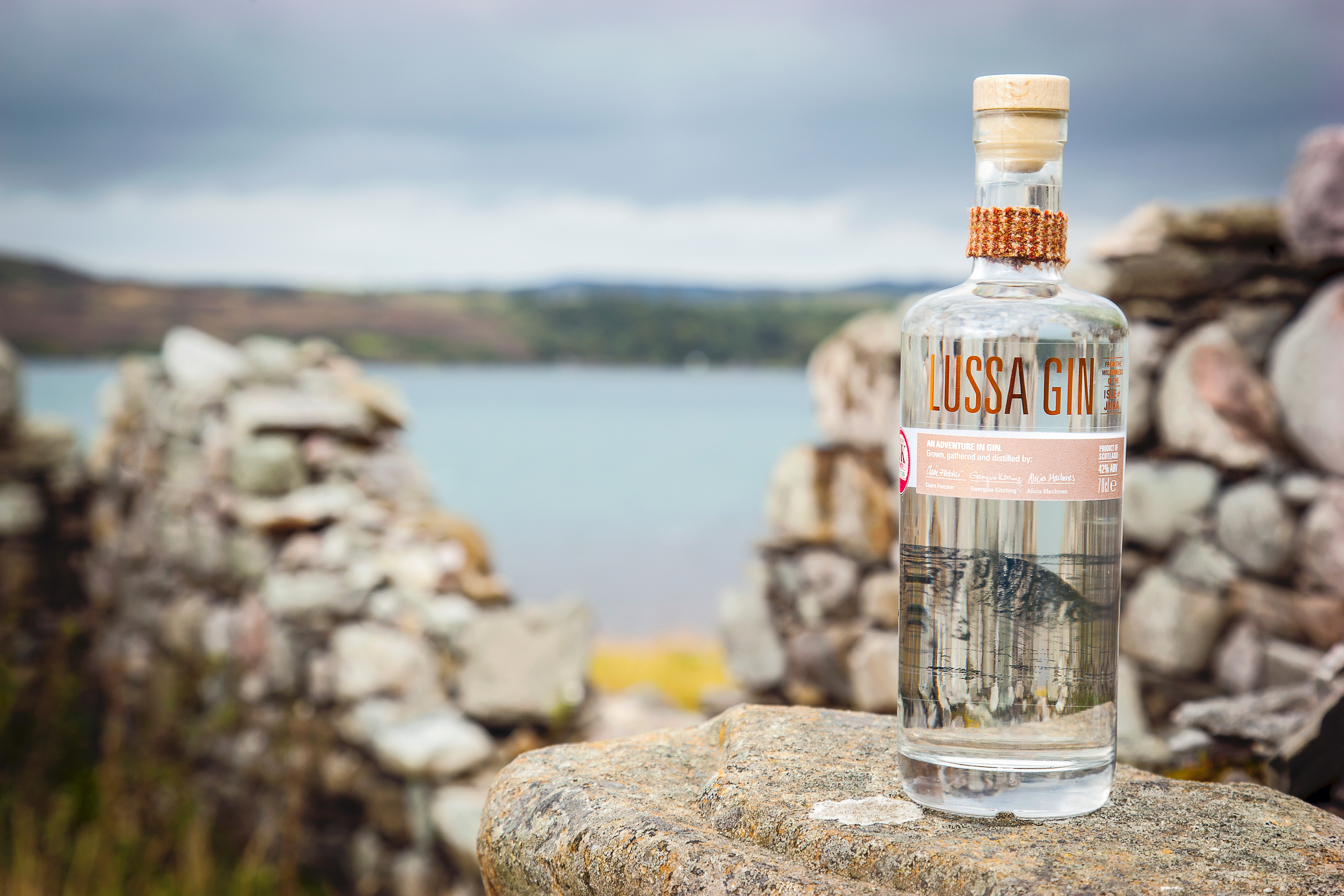 Gintyre - festival of Scottish gin