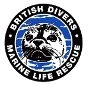 British Divers Marine Life Rescue Logo