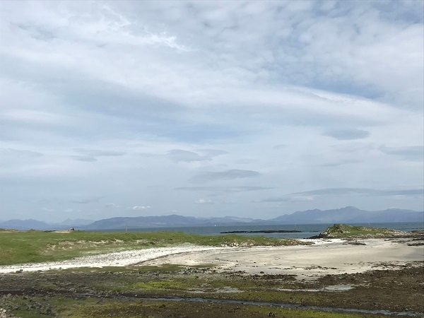 Eigg Adventures beach