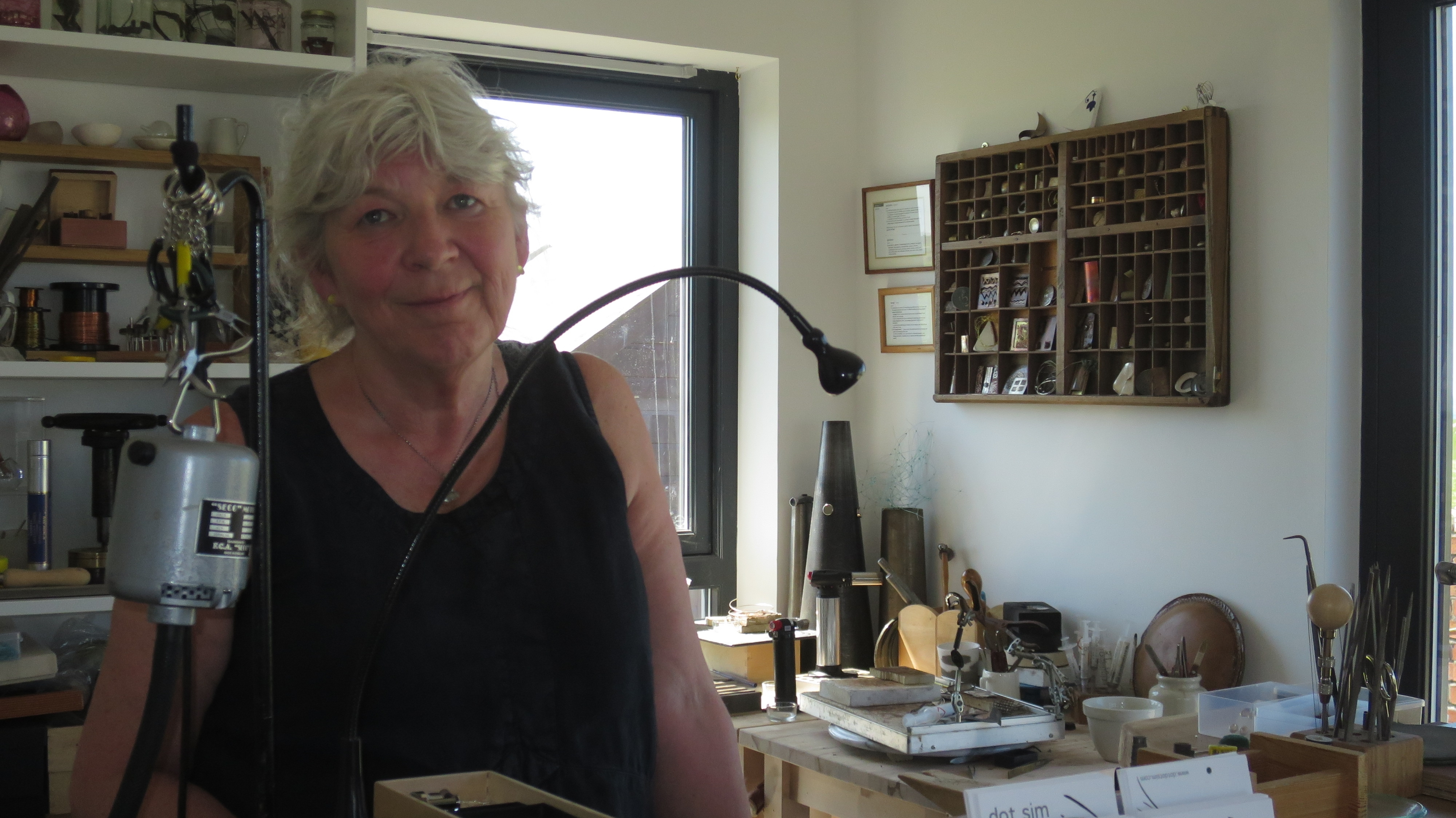 Tiree jeweller