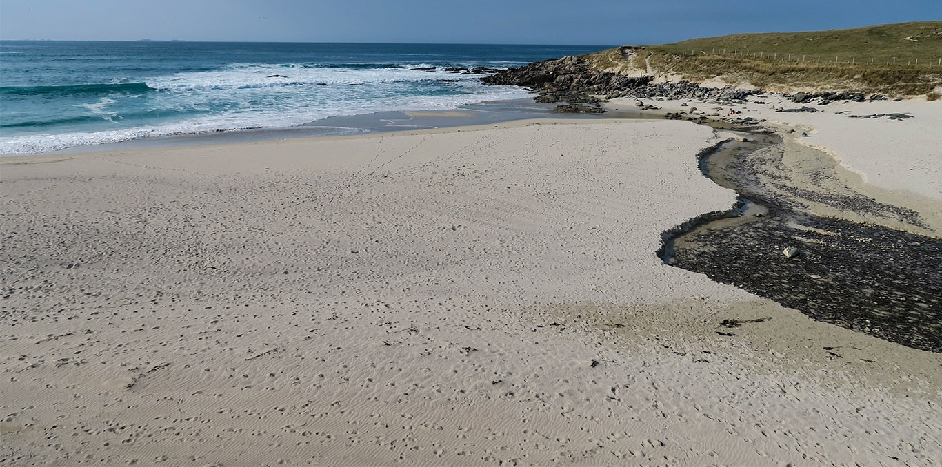 North Uist beaches