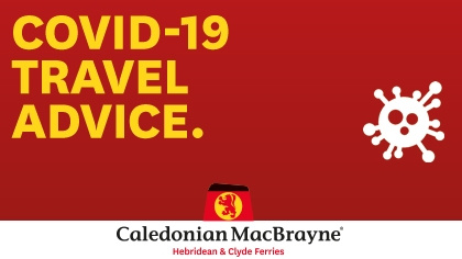 COVID-19 Travel Advice Web Banner