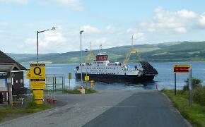 Fishnish port