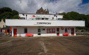 Tobermory port